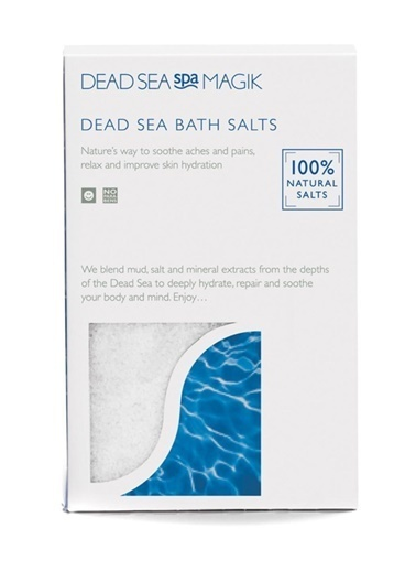Dead Sea Spa Magik Dead Sea Spa Magik Dead Sea Bath Salts 500g Renksiz